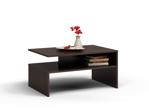 Dizajnový konferenčný stôl Arsen - wenge