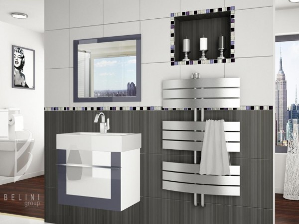 Skříňka pod umyvadlo ELEGANZA 6PRO + zrcadlo ZDARMA