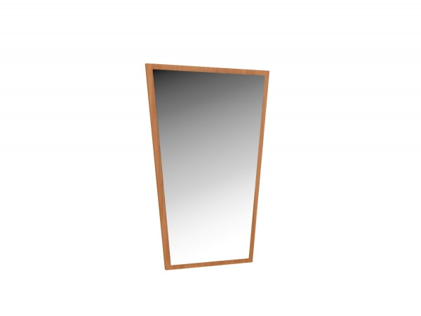 Velké nástěnné zrcadlo