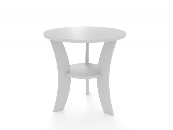 Příruční stolek kulatý Wati