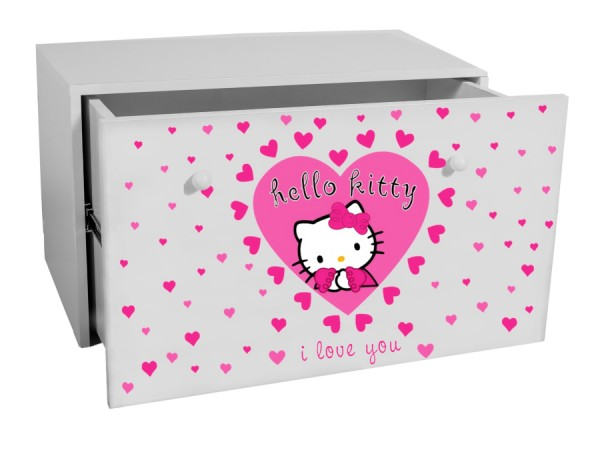 Box na hračky Poquito s Hello Kitty