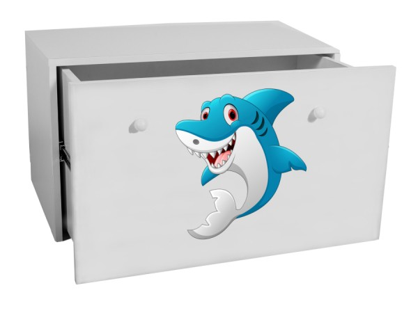 Box na hračky Poquito se žralokem