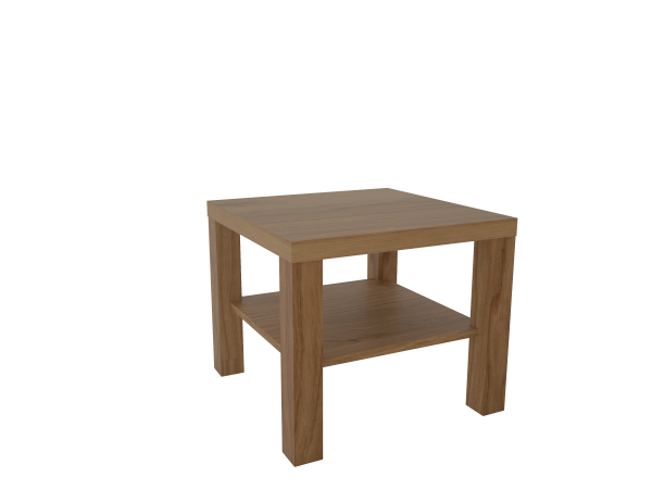 Malý konferenční stolek Pavlova dub catania