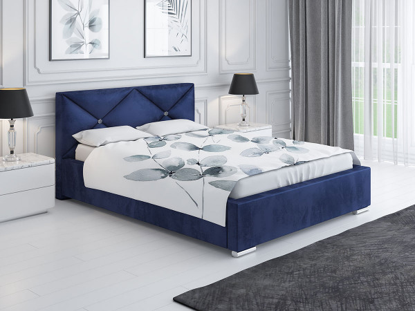Pohodlná postel Elva 140x200 cm