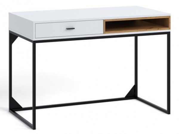 Psací stůl Tolen bílý